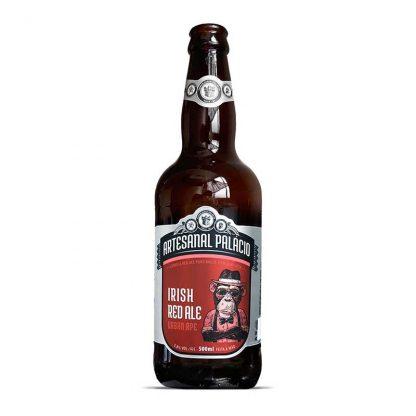 Cerveja Tradicional Cervejaria Palacio Red Ale