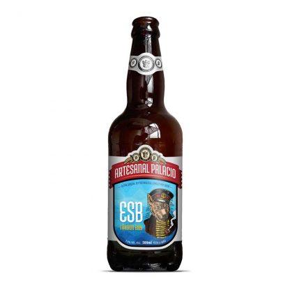 Cerveja Sazonal Cervejaria Palacio ESB