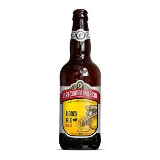 Cerveja Sazonal Cervejaria Palacio Honey Ale Mel