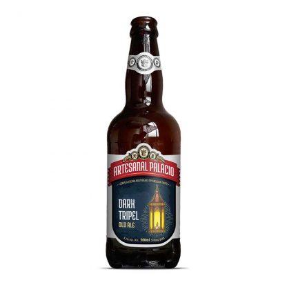 Cerveja Sazonal Cervejaria Palacio Dark Tripel
