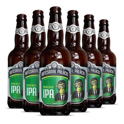 Kit IPA Cervejaria Artesanal Palacio