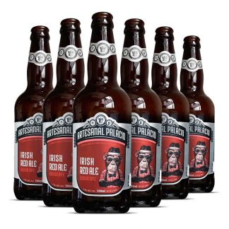 Kit Red Ale Cervejaria Artesanal Palacio
