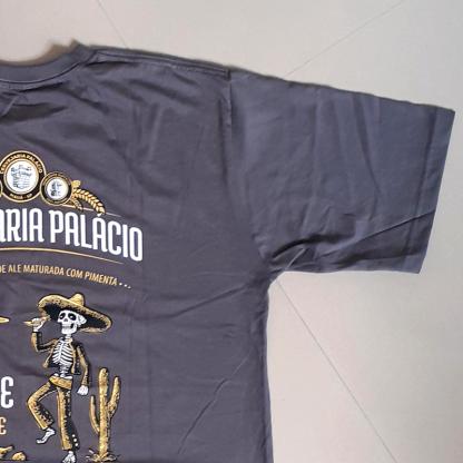 Camiseta Personalizada Cervejaria Palácio